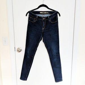 Old Navy Rockstar Jeans - Mid Rise - 2 Short